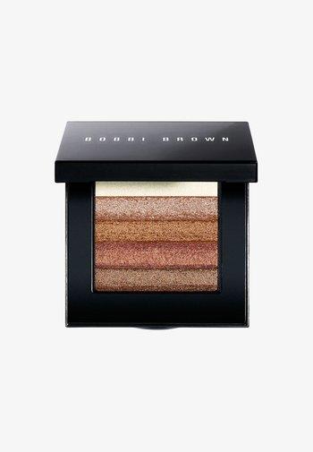 SHIMMER BRICK - Highlighter - bronze