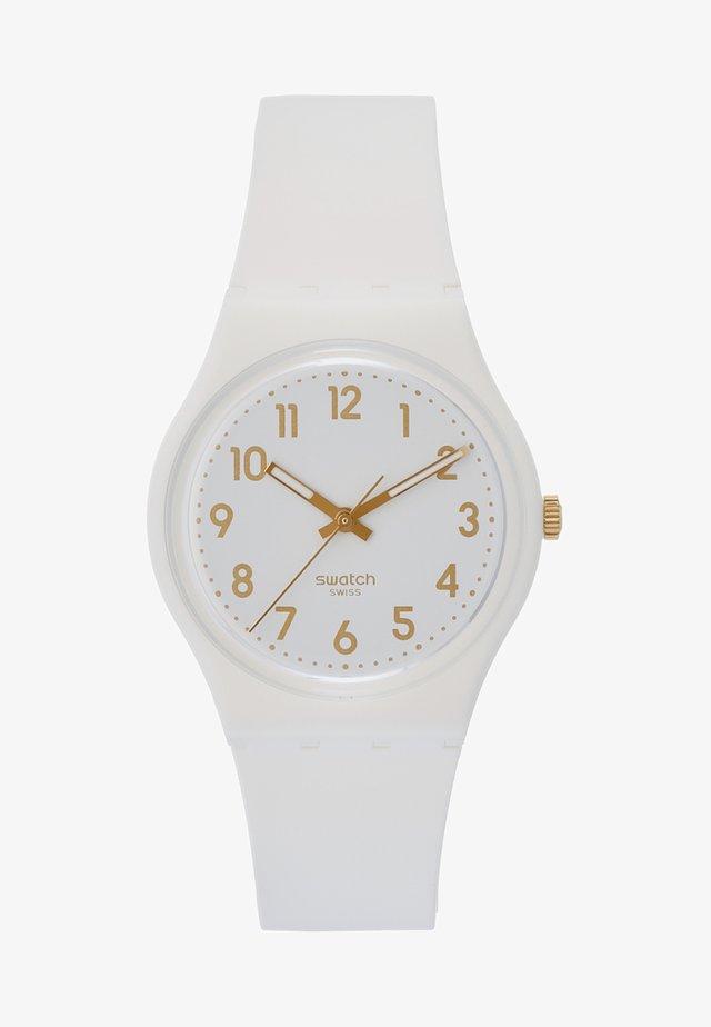 WHITE BISHOP - Horloge - white