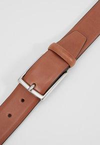 Anderson's - Belt business - cognac - 4