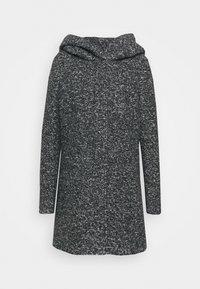 ONLY Tall - ONLSEDONA COAT - Krátký kabát - dark grey - 4