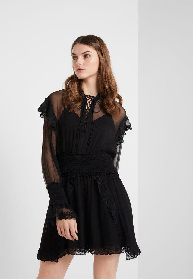 LENDOS - Vestido de cóctel - black