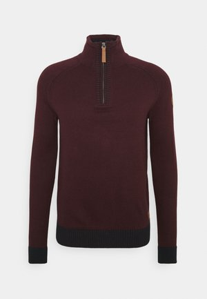 PLATED TROYER - Jumper - gipsy purple