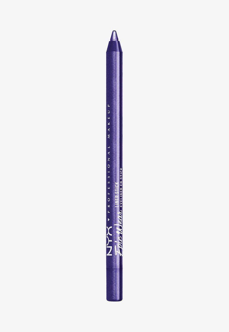 Nyx Professional Makeup - EPIC WEAR LINER STICKS - Eyeliner - 13 fierce purple