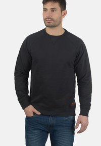 Blend - SWEATSHIRT ALEX - Sweatshirt - black - 0