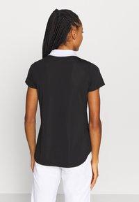 Daily Sports - HEDDA - Polo shirt - black - 2