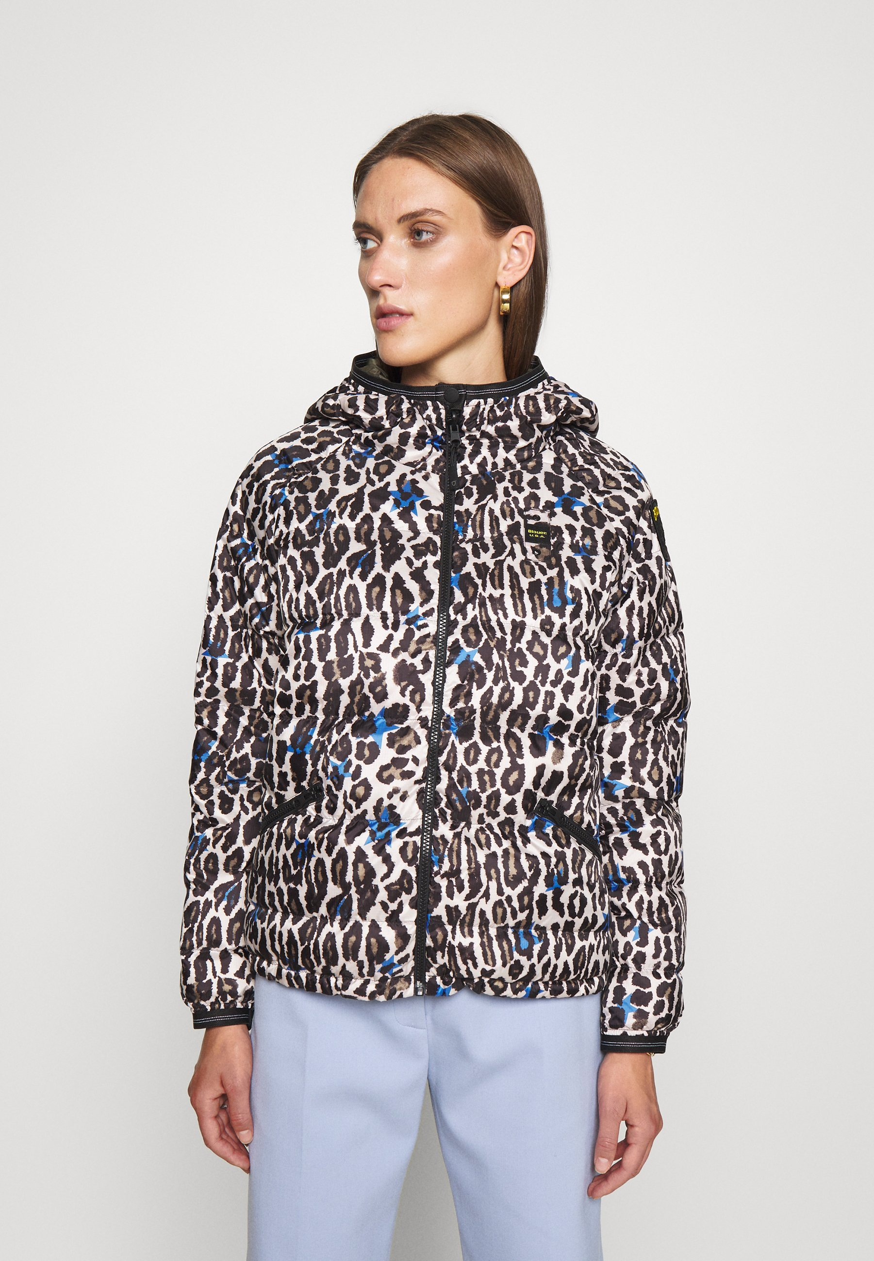 Women JACKET REVERSIBILE - Down jacket