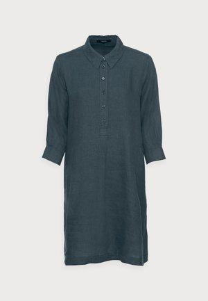QUINI - Shirt dress - pacific