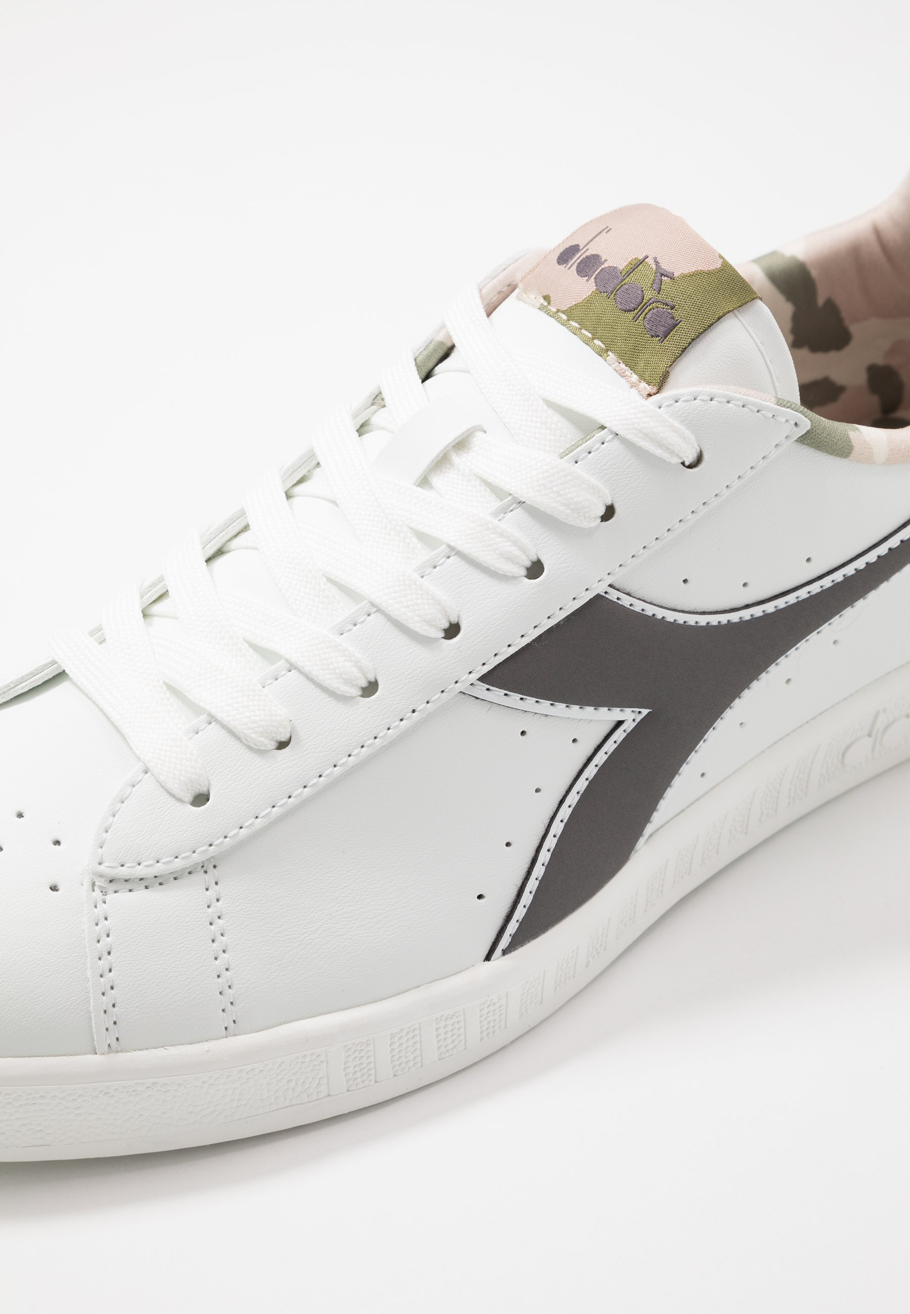 Diadora GAME Joggesko white Zalando.no
