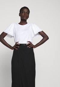 Filippa K - VIOLA SKIRT - Maxi skirt - black - 3