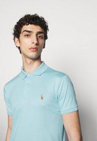 Polo Ralph Lauren - SLIM FIT SOFT - Polotričko - french turquoise - 3