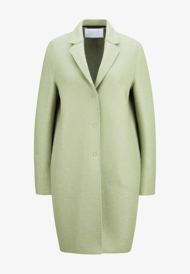 Classic coat -  sage green