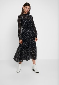mint&berry - Shirt dress - black - 0