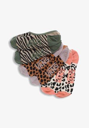 WM SAFARI CANOODLES (6.5-10, 3PK) - Socks - multi