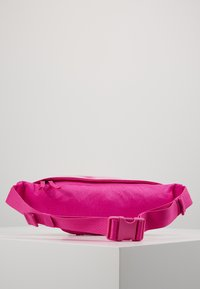 Nike Sportswear - HERITAGE - Bum bag - fire pink/white - 2