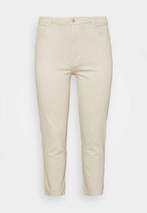 CARMILY  LIFE RAW - Jeans Skinny Fit - ecru