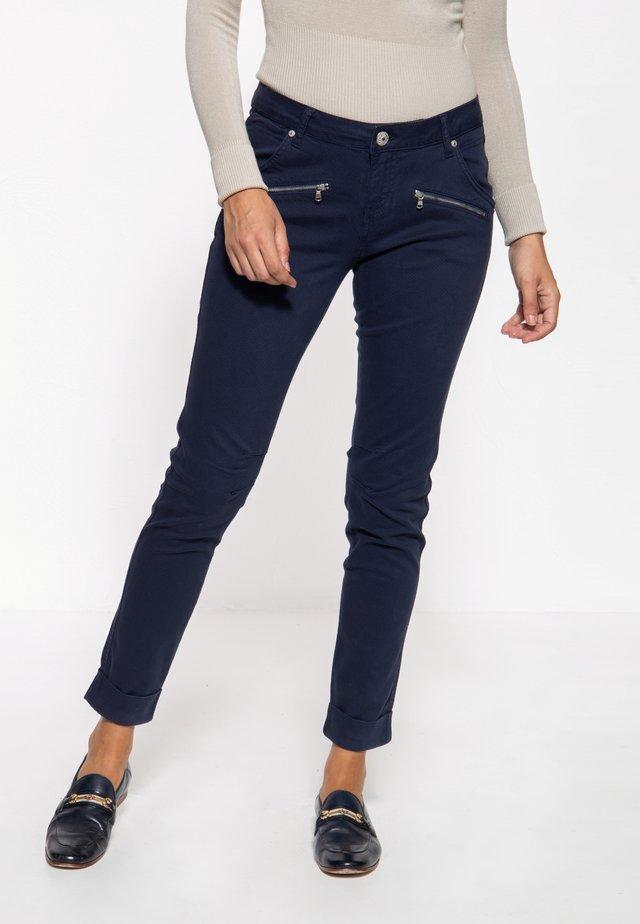 LOLA - Slim fit jeans - navy