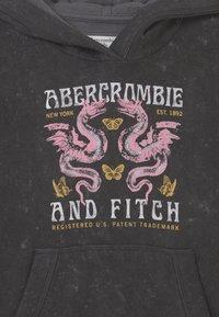 Abercrombie & Fitch - Sudadera - black - 2