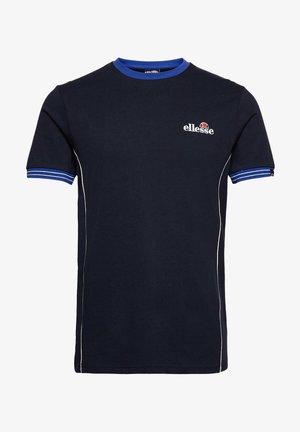 ELLESSE  - T-shirt imprimé - marine
