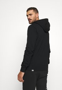 The North Face - RAINBOW HOODY - Mikina s kapucí - black - 2