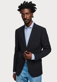 Scotch & Soda - Blazer jacket - black - 0