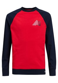 WE Fashion - 2-PACK - Long sleeved top - red - 5