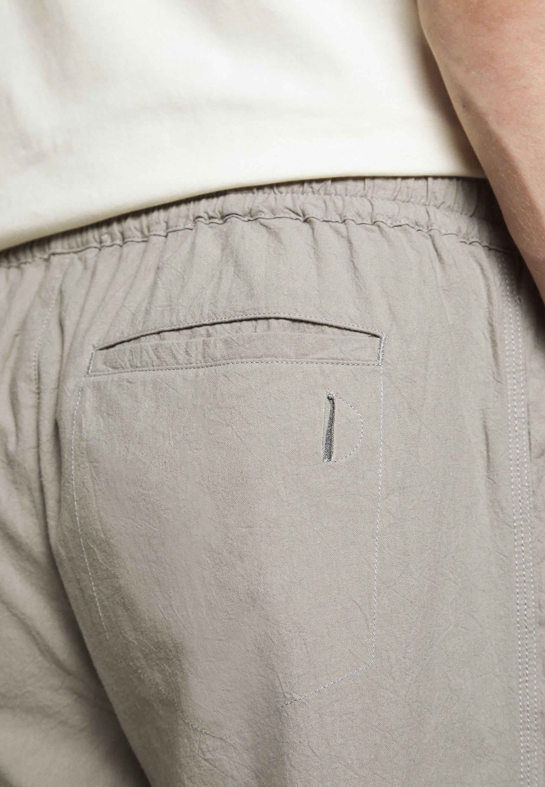 Folk Drawcord Assembly Pant - Stoffhose Ash