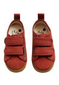 Mango - DANIEL - Baby shoes - bräunliches orange - 1