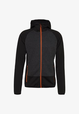BELFIELD - Fleece jacket - black