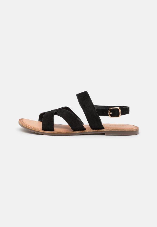 DIBA - Sandalen - noir