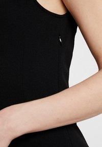 mint&berry - Jersey dress - black - 6