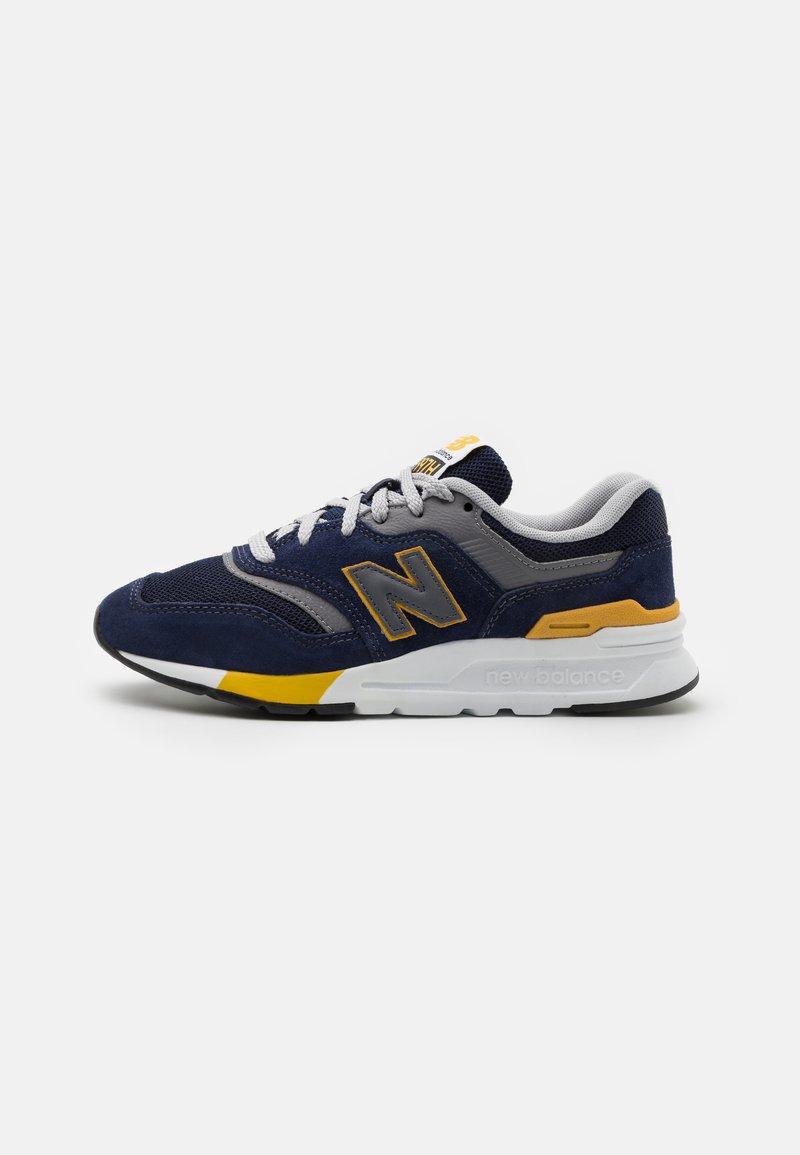 New Balance - 997 UNISEX - Sneakers - black/gold