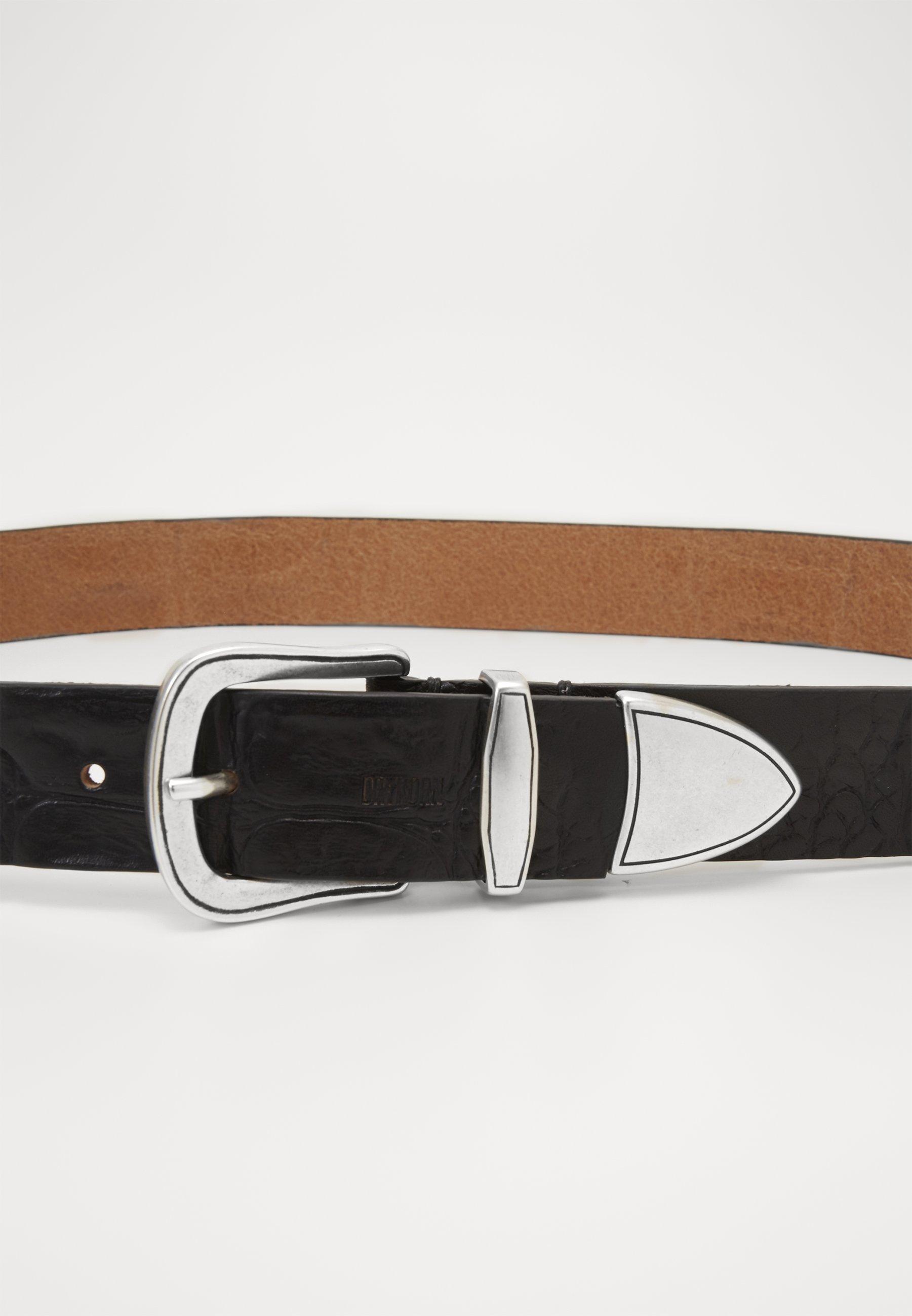 Outlet Outlet DRYKORN SHOOT - Belt - schwarz | women's accessories 2020 a6ntR