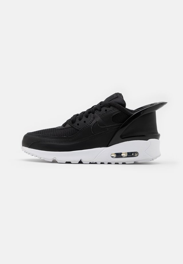 AIR MAX 90 FLYEASE  UNISEX - Baskets basses - black/white