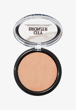 CITY BRONZE PUDER - Bronzer - 250 medium warm