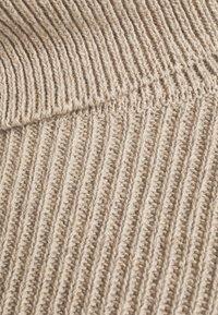 NU-IN - CROPPED TURTLENECK - Pullover - beige - 2