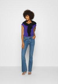 Anna Field - Basic T-shirt - clematis blue - 1