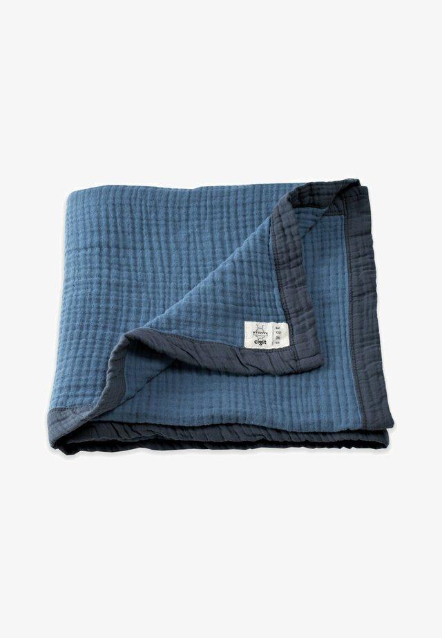 Zavinovací deka - blue