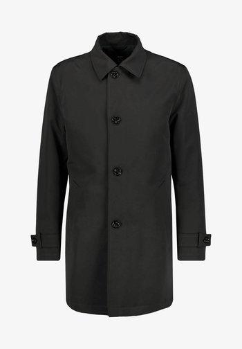 Manteau classique - schwarz