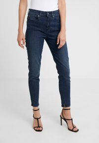 DRYKORN - WET - Jeansy Skinny Fit - mid blue wash - 0