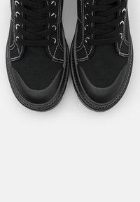 Kaltur - High-top trainers - black - 5