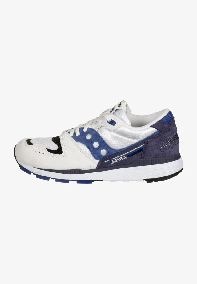 AZURA - Sneakers laag - white/navy/blue