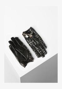 KARL LAGERFELD - Rękawiczki pięciopalcowe - black - 0