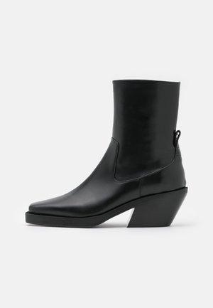 URSULA - Classic ankle boots - black