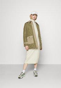 EDITED - GIA DRESS - Jumper dress - weiss - 1
