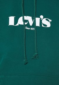 Levi's® - GRAPHIC STANDARD HOODIE - Sweat à capuche - forest - 6