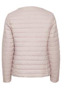 Cream - CREAM  - Light jacket - light pink - 4