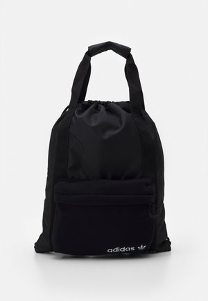 GYM SHOP UNISEX - Ryggsäck - black/white