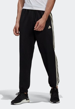 Tracksuit bottoms - black