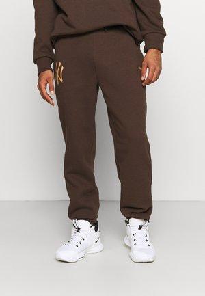 MLB NEW YORK YANKEES SEASONAL LOGO - Club wear - midnight brown