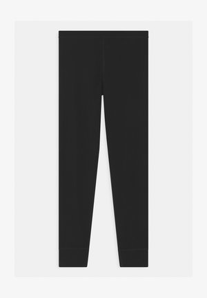 SOLID UNISEX - Leggings - Trousers - black